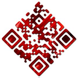 QR-код с нестандартной ориентацией